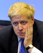 Boris is a worried man