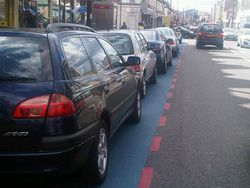 Cycle superhighways in Tooting