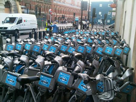 Borisbikes at King's Cross2