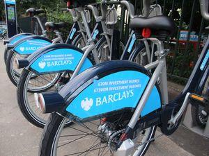 Borisbike Barclays 001