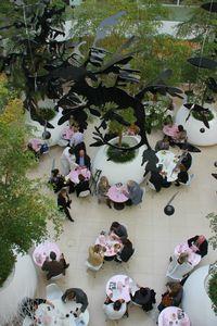 London design week tables