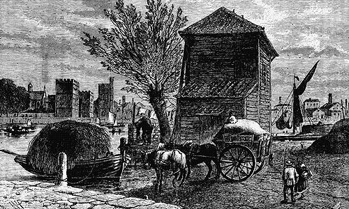 Horseferry-c.1800